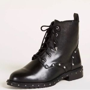 Rebecca minkof combat boots trendy for fall